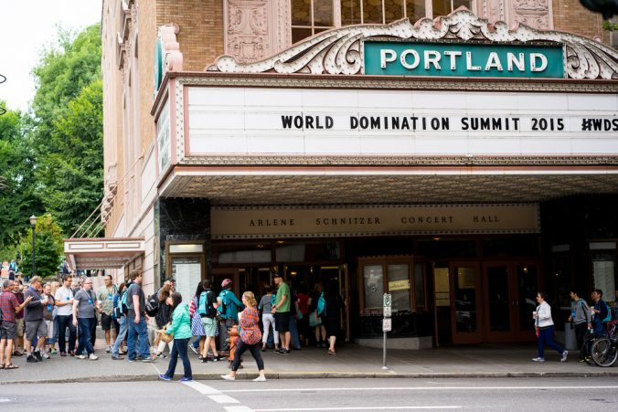 My Reflections on World Domination Summit 2015