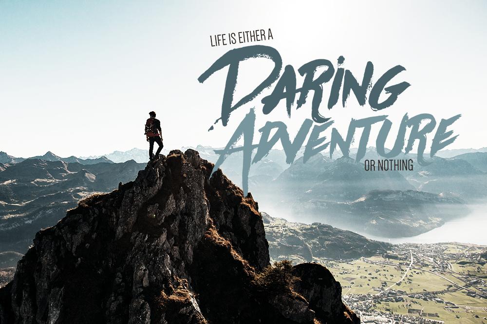 helen keller adventure quote