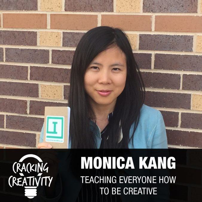 Monica Kang on Thinking Like an Outsider, the Importance of Asking Questions, and the Power of Self-Awareness - Cracking Creativity Episode 62