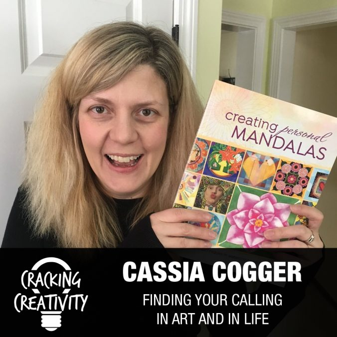 Cassia Cogger on Being Open to New Ideas, Avoiding Complacency, Being Consistent, and the Art of Simplification - Cracking Creativity Episode 71